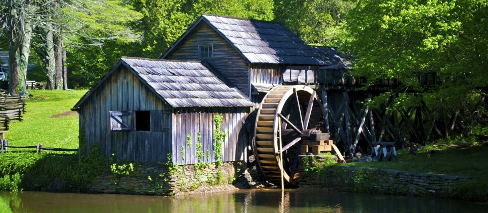 Mabry Mill Restaurant and Gift Shop, Meadows of Dan, Virginia